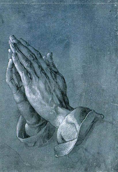 A PRAYER NOTEBOOK